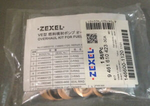 Kit-de-Juntas-reparacion-bomba-inyeccion-diesel-Zexel-VE-Bosch-9461610423
