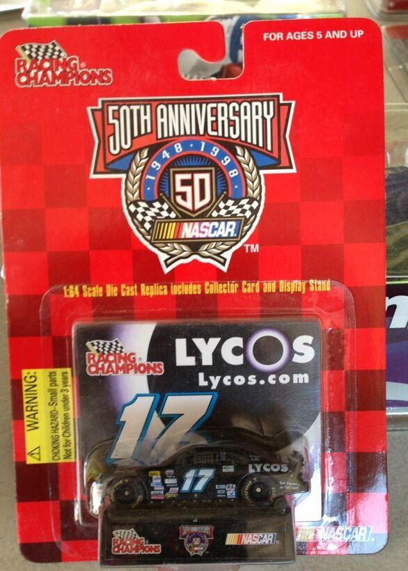 Racing Champions Matt Kenseth Lycos 1 64-Kenseth 1st Car