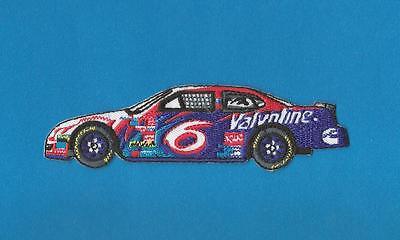 Valvoline Roush Racing NASCAR Sponsor Iron On Hat Jacket Racing Gear Patch Crest
