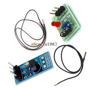 1-2M-DS18B20-Temperature-Sensitive-Module-Thermometer-Waterproof-Cable-Probe
