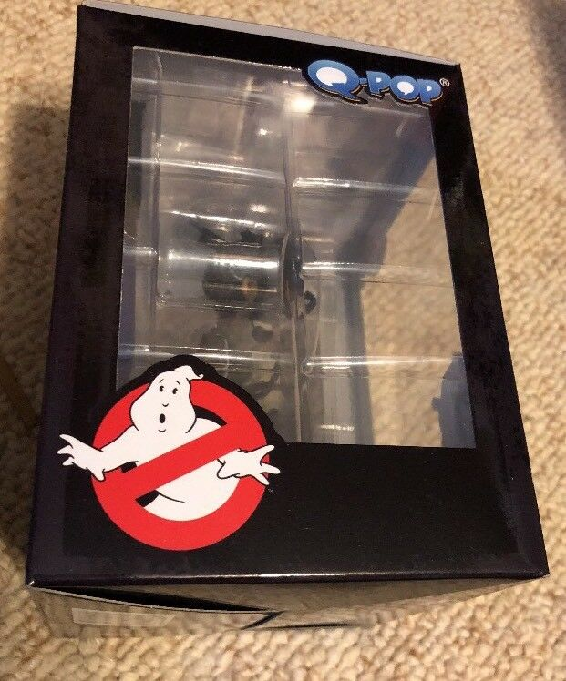 New Q-Pop Ghost Busters Busters Busters Stantz Akroyd Very Rare Comic-Con 2015 Loot Crate e95881