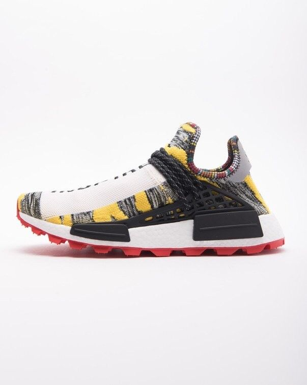 adidas x pharrell williams hu hu hu race humaine la nmd bb9527 sz 9,5 nerd complexcon solaire 0327bb