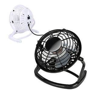 Image Is Loading Mini Portable Super Quiet Usb Desk Fan Home