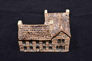 Tey Pottery 'The Bronte Parsonage' miniature
