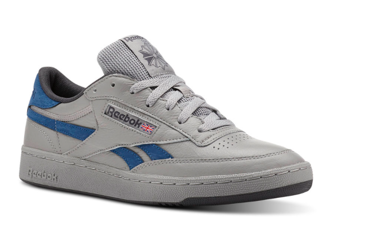REEBOK REVENGE PLUS MU MEN MEN MEN CN3397 COLOR TIN GREY HERITAGE CASUAL STYLE CLASSIC M 3bb940