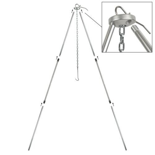 Lomo Cooking Tripod Camping Cookware