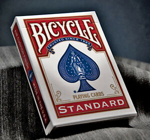 Invisible Deck Mindblowing Magic Trick - Bicycle Playing Cards - Premium Quality