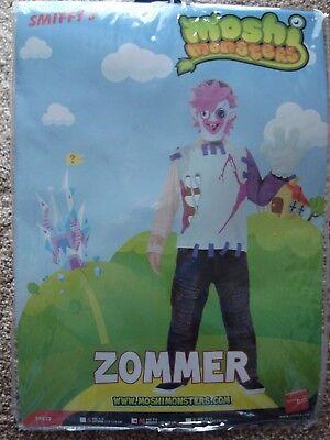 *** Nuovo *** Moshi Monsters 'zommer' 7-9yrs Ragazzi Costume.-mostra Il Titolo Originale Alleviare Reumatismi E Freddo