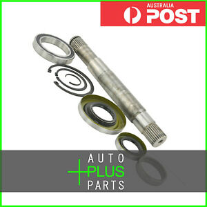 Fits-SSANG-YONG-KYRON-AXLE-HALF-SHAFT-RIGHT-26X272X26
