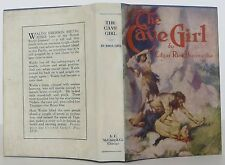 EDGAR RICE BURROUGHS The Cave Girl FIRST EDITION