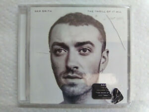 The-Thrill-of-It-All-by-Sam-Smith-CD-Nov-2017-Capitol