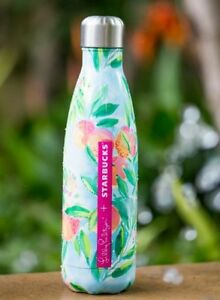 007f1f1576 Image is loading Starbucks-Lilly-Pulitzer-Swell-Bottle-Fresh-Squeezed- Limited-