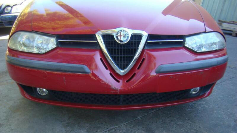 ALFA ROMEO 156 FRONT BUMPER  FOR SALE  R 1200 EACH
