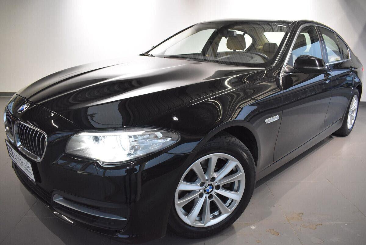 BMW 520i 2,0 aut. 4d - 289.900 kr.
