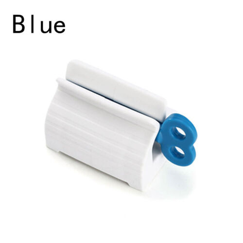 Plastic Toothpaste Tube Squeezer Easy Dispenser Roll Holder Bathroom Supplies Vy