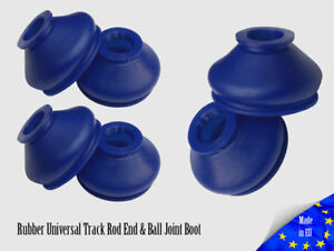 6x-UNIVERSAL-Silicone-Tie-Rod-End-Ball-Joint-Dust-Boots-Dust-Cover-Boot-Gaiters