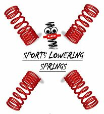 BMW 316/316i/318i/318iS Saloon E30 LOWERING SPRINGS 60mm