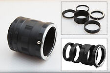 UK Macro Extension Tube Adapter For Sony Alpha Minolta MA Mount A77 II A580 etc