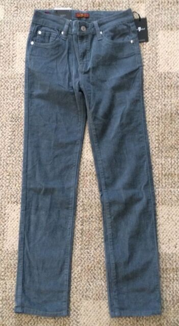Details about NWT Seven 7 For All Mankind SLIMMY SLIM Jeans Men SZ 38 in TKYS MEDIUM BLUE