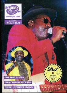 BLUES-amp-RHYTHM-The-Gospel-Truth-UK-Blues-magazine-Issue-no-160