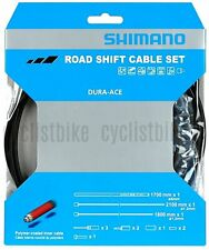 Shimano Road Dura Ace R9100 Red Poly-Coated Shift Cable /& Housing Set NIB