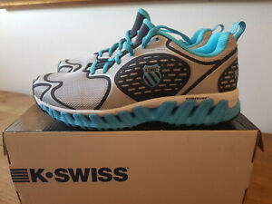 b3fcf8b179c32 Details about Women's K-Swiss Blade Max Glide Running Shoes, UK size 6.5