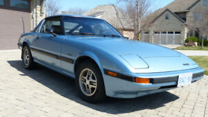 1981 Mazda RX-7 GS - One-Owner/Excellent Condition No Winters