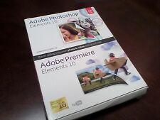 Adobe Photoshop Elements & Premiere Elements 10, PLUS PhotosShop Elements Manual
