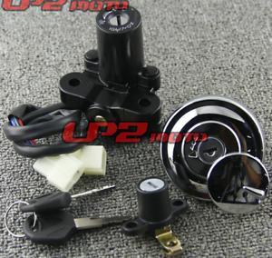 Ignition-Switch-Gas-Cap-Seat-Lock-Key-Set-For-Yamaha-XVS950-V-Star-Tourer-09-17