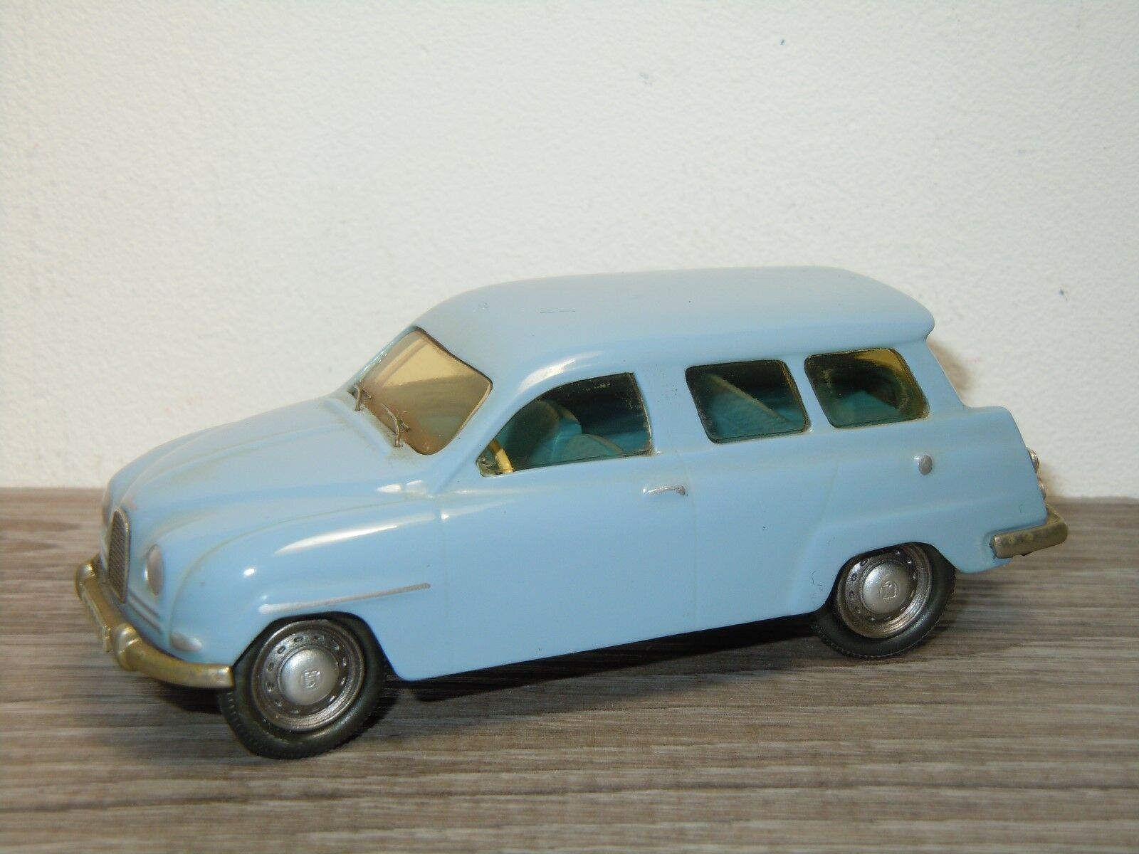Saab 95 Estate 1961 - Somerville 123 England 1:43 *33591