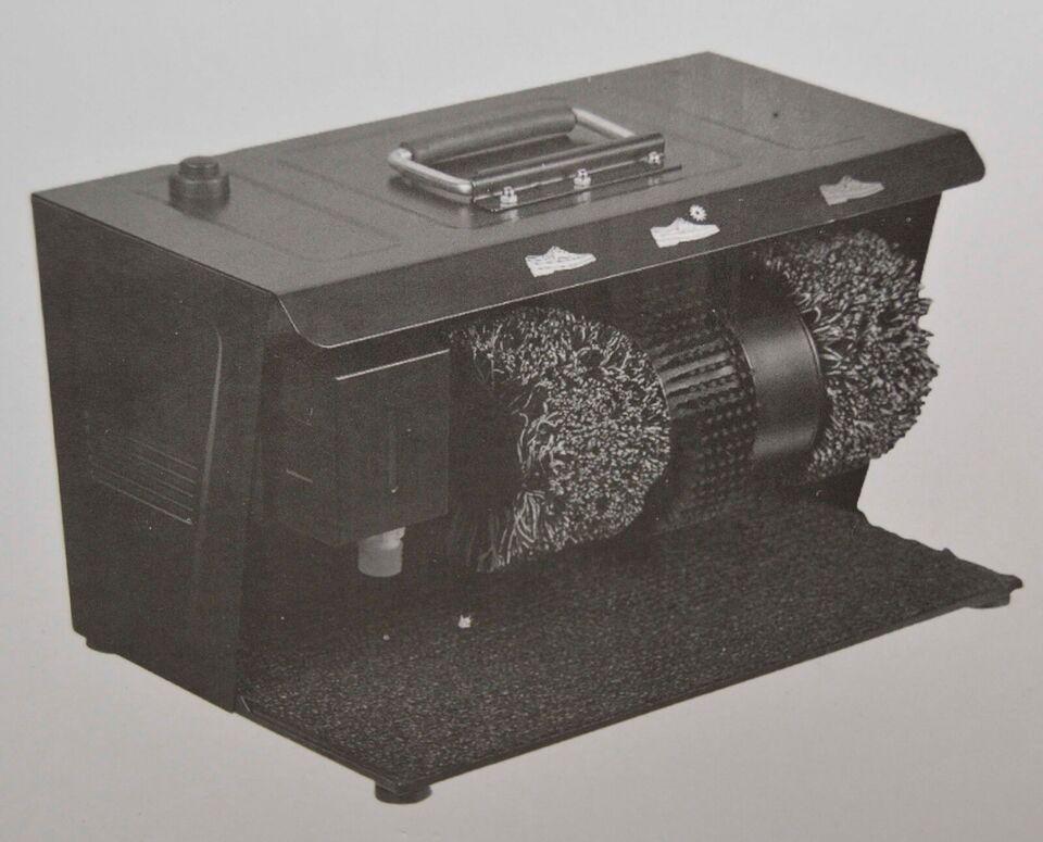 Automatisk skopudsermaskine
