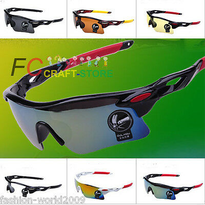 Fashion New Sunglasses Cycling Driving Glasses Outdoor Sport Goggle UV400 Retro