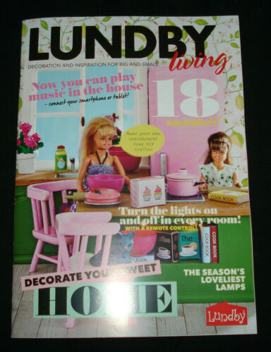 LES COLLECTIONNEURS CATALOGUE magazine lundby maison de poupée #3