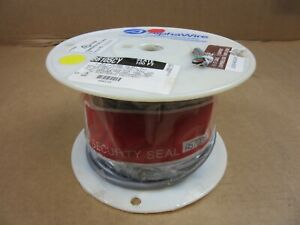 1-NEW-ALPHA-WIRE-86105CY-26-AWG-7-34-TC-0-010-034-SR-PVC-INS-GRAY-WIRE-73-FT