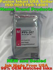 PFI-107 magenta ink cartridge for canon ipf 670 680 685 770 780 785 xc m not oem