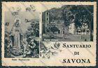 Savona cartolina C8457 SZA