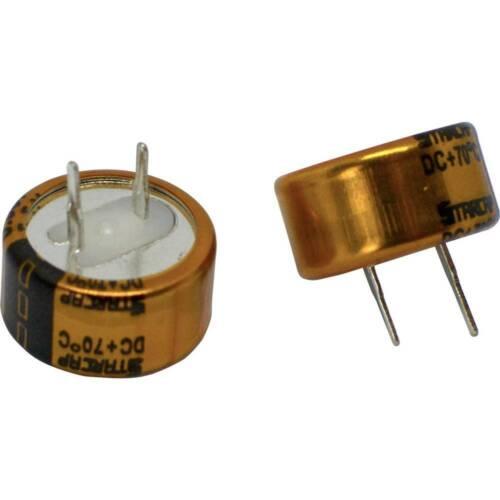 Ø x H 13.5 mm x Korchip DCST5R5334CF Doppelschicht-Kondensator 0.33 F 5.5 V