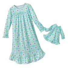 NEW JUMPING BEANS CUPCAKE 2PC PAJAMA matching fits AMERICAN GIRL DOLL 4 6 6X