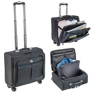PREMIUM-Reise-Laptop-Notbook-Tasche-Trolley-Koffer-bis-17-3-Zoll-gt-B-WARE-lt
