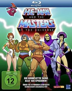 Blu-ray-Box-He-Man-and-the-Masters-of-the-Universe-Gesamtbox-130-Folgen-NEU-OVP