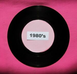 Rock-Pop-amp-Soul-45-rpm-records-from-the-80-039-s