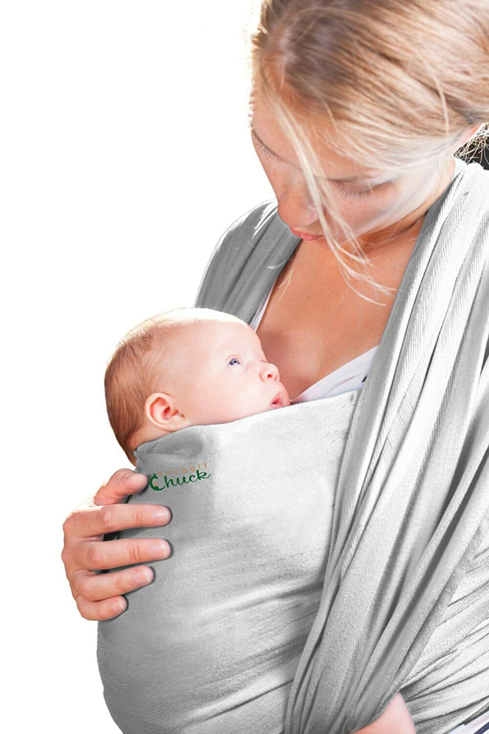 Image 41 - Baby-Carrier-Wrap-Breathable-Sling-Newborn-Ergonomic-Backpack-Cotton-NEW