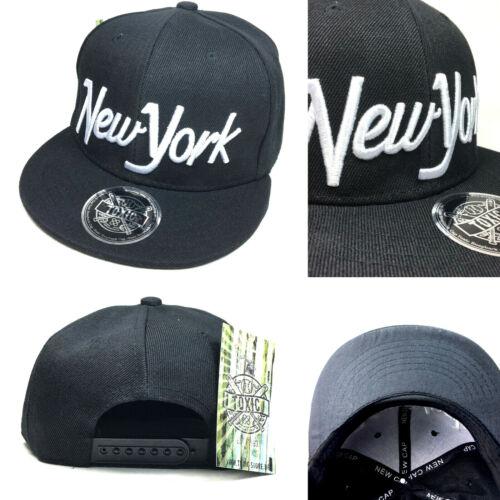 Bambini Cap Snapback Cap Basecap Cappuccio Baseball Berretto Unisex New York New