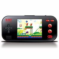 Dreamgear My Arcade Gamer Max Portable Handheld 3.2 Lcd 220 16-bit Video Games