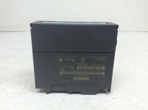 TSC Siemens 1P 6ES7 322-1BF01-0AA0 Simatic S7 Output Module 6ES7322-1BF01-0AA0