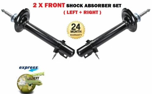 FOR FIAT DUCATO BUS VAN CHASSIS 2006-/>NEW 2 X FRONT SHOCK ABSORBER SHOCKER SET