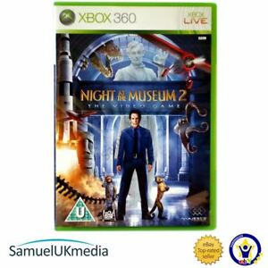 Night-at-the-Museum-2-Xbox-360-GREAT-CONDITION