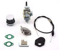Honda Atc70 Trx70 Xl70 Sl70 All Years Ct70 1968-1981 20mm Carburetor Upgrade Kit