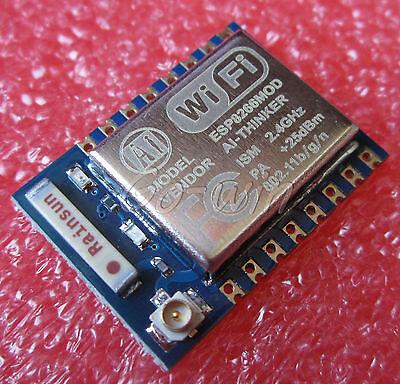 2pcs ESP8266 Esp-07 Remote Serial Port WIFI Transceiver Module AP+STA
