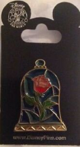 Beauty-and-The-Beast-Stained-Glass-Rose-Disney-Pin